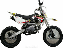 High configuration Lifan engine 125cc dirt bike (TKD125-X8)