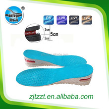 SUPER LATEST shoe insoles inserts massaging insoles for arch support foot care PVC015