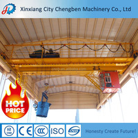 Best price waste grab overhead crane