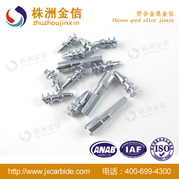 China supplier car tire studs ,tire studs tool