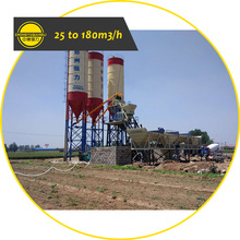 Floating Fixed and Mobile Ready Mix Concrete Batching Plant