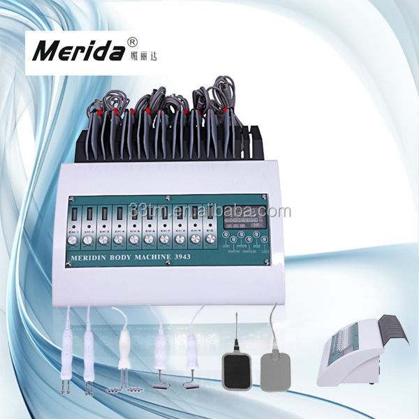 Body and Face MicroCurrent EMS machine