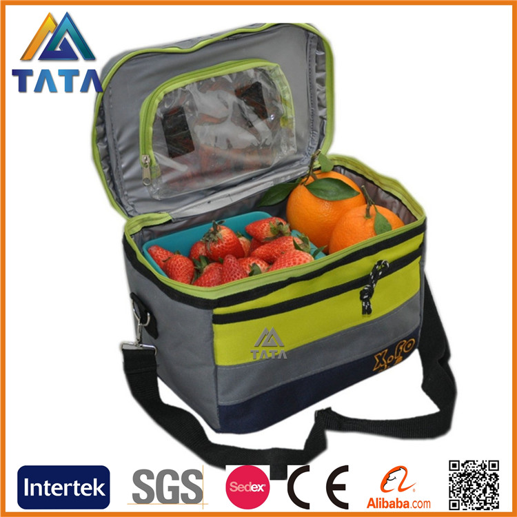 TATA the new 2016 cooler bag with 6 bottles capacity