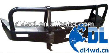 4x4 Steel Bull Bar Front Bumper For Mitsubishi Pajero