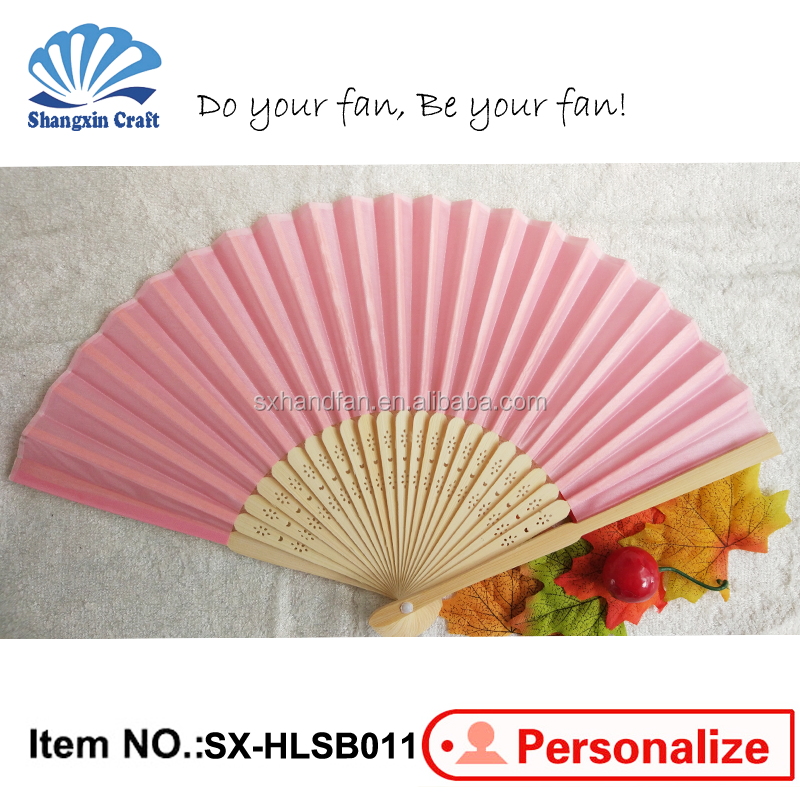 wedding invitation hand fan wedding fan