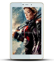 2016 Best selling products 7 inch Quad core IPS 3G Android 4.4 tablet pc with metal case