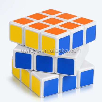 Wholesale magic cube 3x3x3,magic cube promotional,folding magic cube