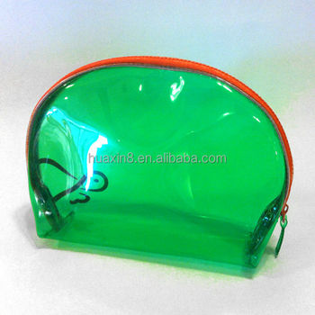 HX14071607 waterproof pvc cosmetic package