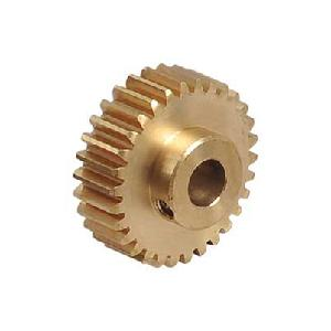 Small spur gear/ mini brass gear M0.2, 0.3, 0.4, 0.5, 0.6, 0.8 etc.