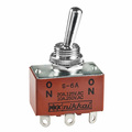 S-6A Toggle Switch NKK S6A 12mm high current nikkai