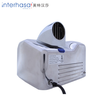 stainless steel jet hand dryer for hotel