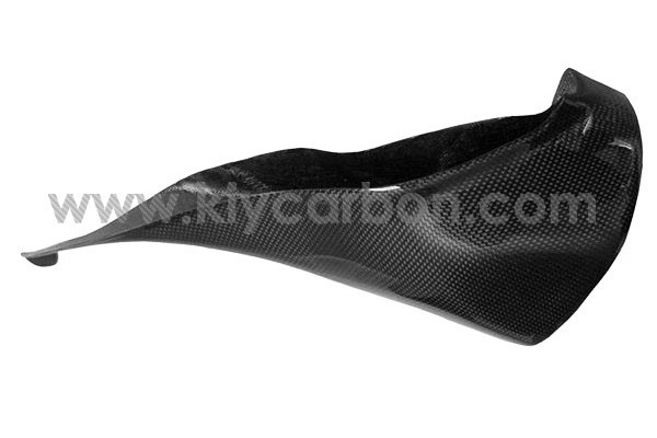 Carbon fiber Right Side Air scoop for all 2008+ European Spec Buell XB models