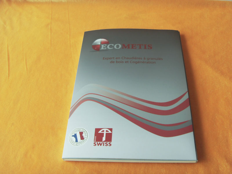 "Promotional 7"" advertising video book"
