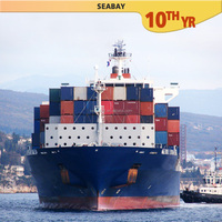 reliable sea freight cargo forwarder shipping agent to port louis