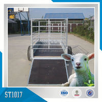 Heavy Duty Foldable Trailer