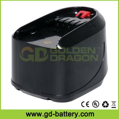Tool Battery for Bosch 14.4V, Lithium-ion Battery 2 607 335 038, 14.4V/3.0Ah