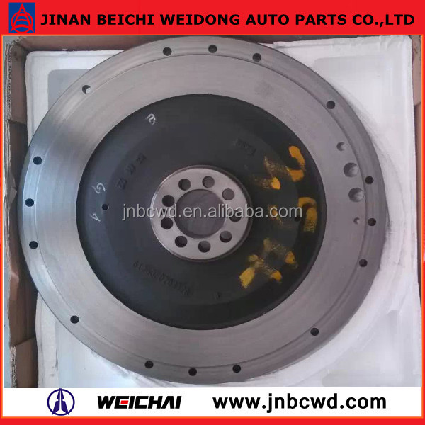 612600020354 Weichai WD615 Engine Flywheel, Cast Iron Flywheel
