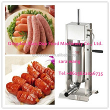 mini meat sausage filling machine/manual sausage filler