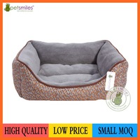 print cloth indoor pet bed