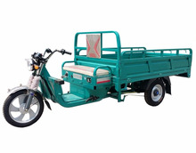 Big Power Electric Heavy Loading Three Wheel Cargo Loader Tricycle