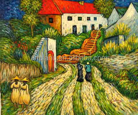 Hot sales oil paintings reproduction old masters of Vangogh