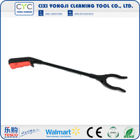 China Wholesale Foldable Reaching Picker Help Hand Tool Pick Up Grabber