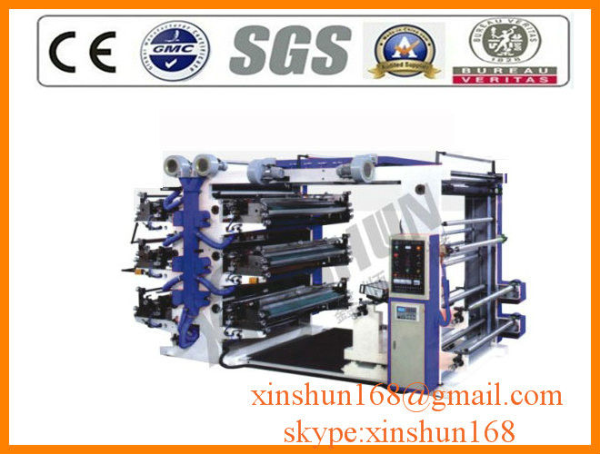 Hot Selling!!! Plastic Bag Flexo Printing Machine Price