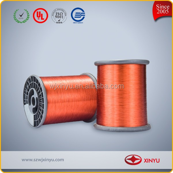 Electrical motor aluminum winding wire size/guage