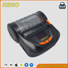 80mm Mobile Bluetooth Barcode Printer,Mini Wireless Thermal Printer RG-MTP80B