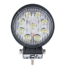 27W LED Work Light Lamp Auto Vehicles 4x4 off Road Car Accessories
