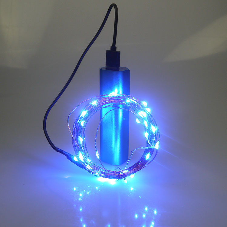 Decoration Usb Powered Led String Light Led Christmas Fairy Light - Buy Usb Led Lights,Christmas ...
