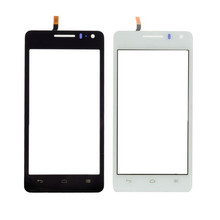 phone parts For Huawei G600 Honor 2 U9508 G600 U8950D Touch Screen Digitizer Sensor Front Glass Lens Panel