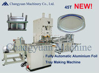 Aluminium Foil Tray Making Machine