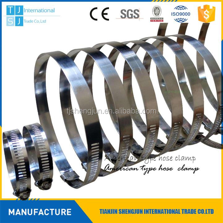 New design german hinging tube clamps with great price