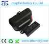 free shipping 24v 15ah frog li-ion ebike battery 24v lithium electric bike battery with charger