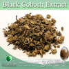 Herb Extract Black Cohosh Root Powder,Cimicifuga foetida L. P.E.