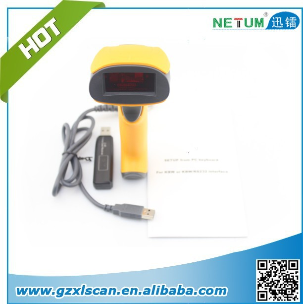 NT-2028 USB Automatic Laser OEM Barcode Reader software module with rfid windows mobile handheld