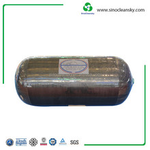 ISO11119 373mm 80L Carbon Fiber Class 3 CNG Tanks Cylinder