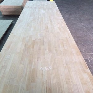 AA grade thailand rubber wood finger joint board