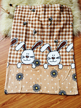 for gift cozy warm winter print kids blanket