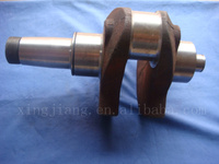 water-cooled diesel engine spare parts Crankshaft factory for all models