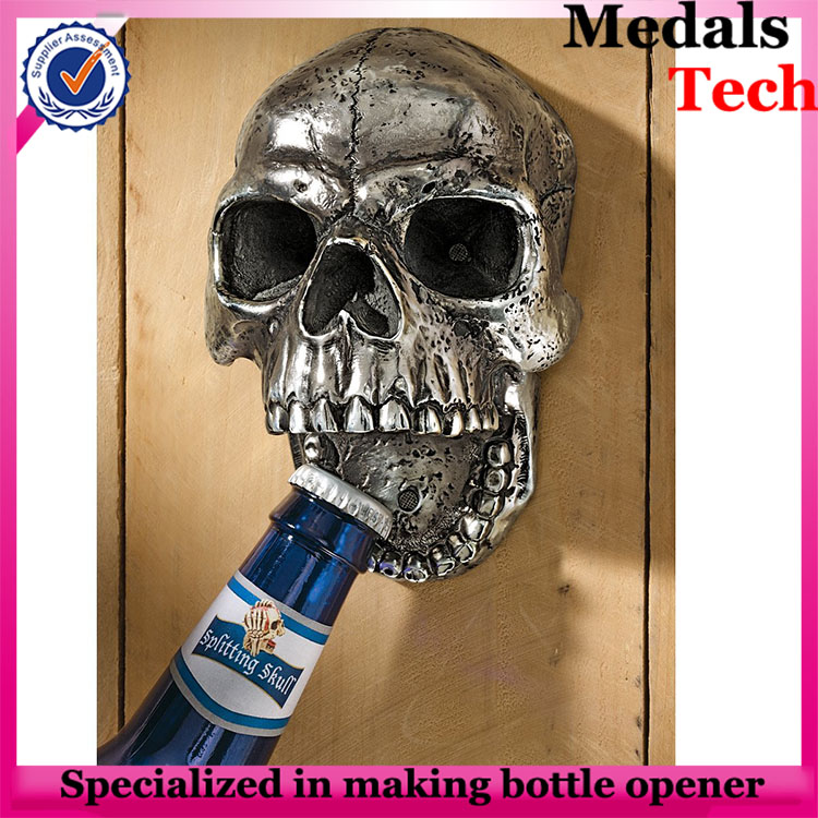 Professional promotion good quality cheap price engraved logo custom metal bottle opener for beer
