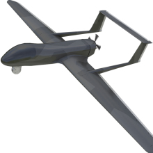 Military Bionic Flapping-wing Unmanned Aerial Vehicle