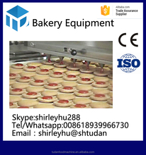 HYPXPD-800 shanghai bakery equipment for choco pie commercial pie making equipment pie making machine