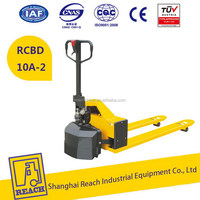 Dependable performance best price semi electric pallet truck battery