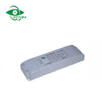 Ottima 24V Class 2 Power Supply Meanwell HLG-40H-24 40W 1.67A LED Driver IP67 For Outdoor LED Lighting