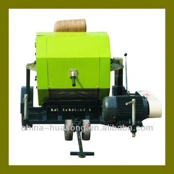 Corn silage making equipment