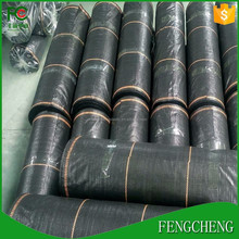 2017 Good price grass cloth fabric anti grass cloth/black plastic weed control for agriculture/weed net with 1m--12m width