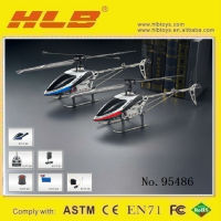 Double Horse 9117 2.4G 4CH Single Blade RC Helicopter Toy For Adult