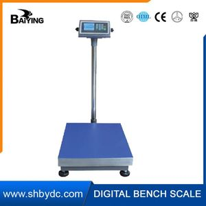 Good public praise manual balance scale 500kg weight scale